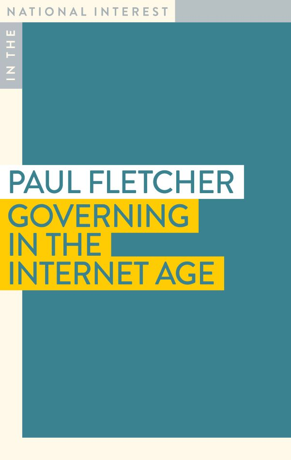 Governing in the Internet Age cover