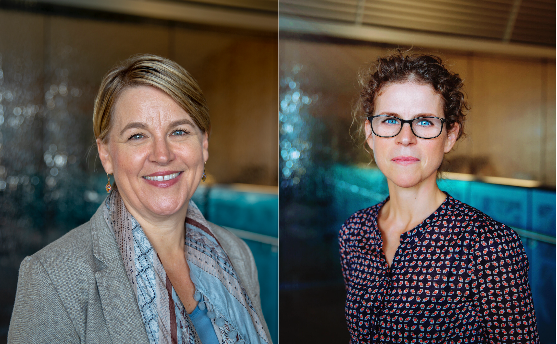 Associate Professor Rebecca Wickes; Associate Professor Marie Segrave